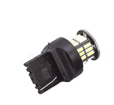 Светодиодная led лампочка 12В 7440-4014-42 SMD Безцокольная Одноконтактная(7258), фото 2