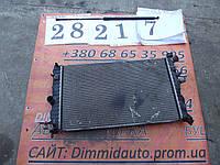 Радиатор охлаждения двигателя Опель Вектра Б 2,2б