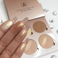 Хайлайтер Anastasia Beverly Hills Glow Kit 4 цвета реплика