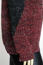 вязаний жіночий светр з хомутом Binka, фото 2