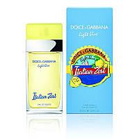 Dolce & Gabbana Light Blue Italian Zest edt 100 ml. женский оригинал