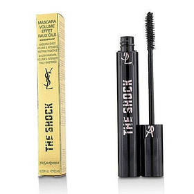 Тушь для ресниц Yves Saint Laurent The Shock Mascara Volume Effect Faux Cils Waterproof  реплика