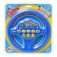 """Музыкальная игрушка """"Руль"""" 7039 Joy Toy"""
