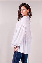 Блуза волан 29/142, фото 3