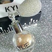 Рассыпчатая мерцающая пудра-шиммер Kylie Shimmer Powder реплика