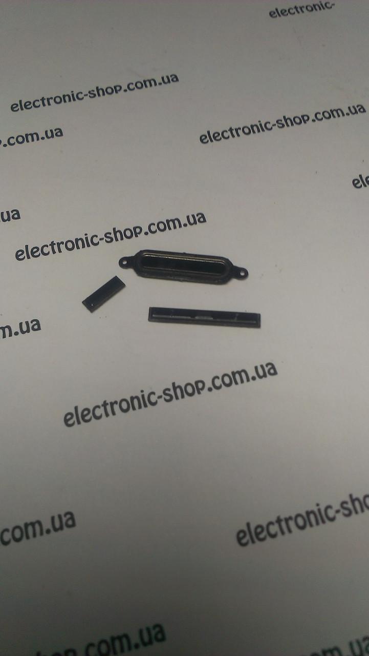 Кнопки звука, включения и центральная LG P760 p765 p768  Original б.у