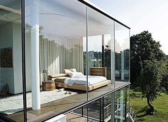 Светопрозрачные конструкции. Конструкции из стекла