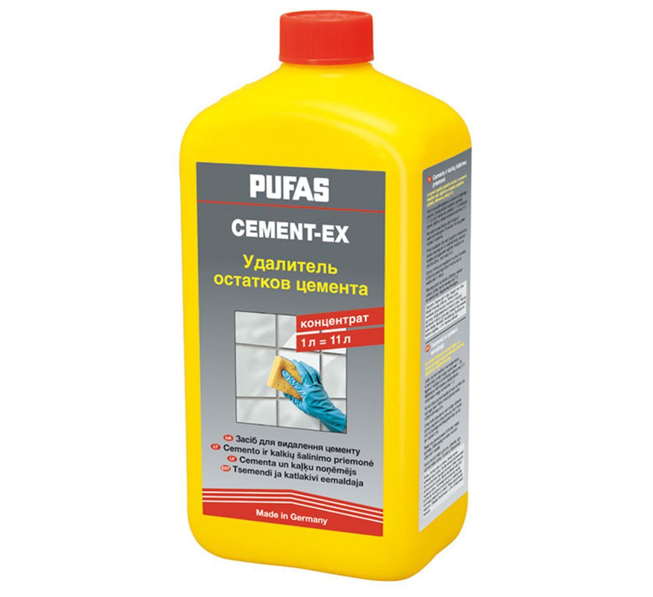 Засіб для видалення солей Pufas Facade-Clean 1л