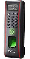 Биометрический считыватель ZKTeco TF1700 по отпечаткам пальцев, паролю, бесконтактным карточкам, фото 1