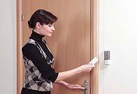Установка системы контроля доступа и индивидуальных домофонов