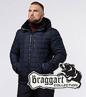 Куртка зимняя мужская Braggart Dress Code - 17WM20 синий
