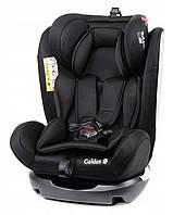 Автокресло детское BabySafe Golden 0-36 kg (черное), фото 1