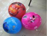Мяч резиновый, 3 видов, 15'', 130g, CE-102613