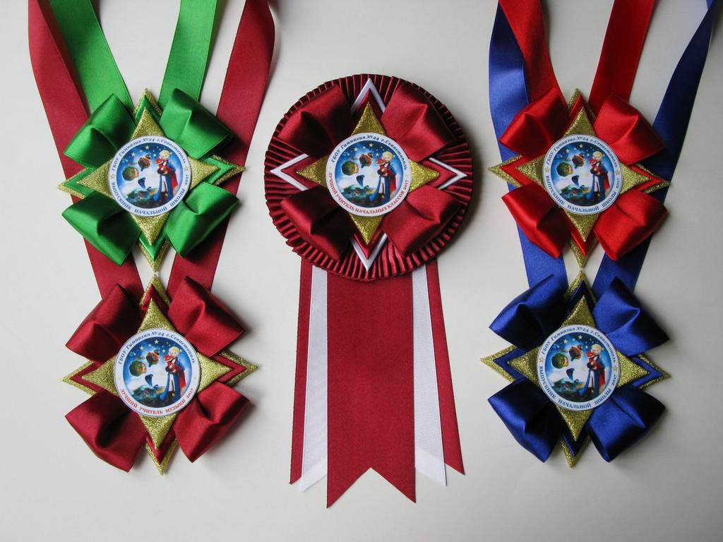 Медаль «Выпускник 2019» — «Сириус»