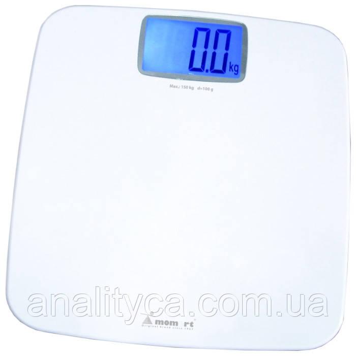 Весы электронные стеклянные. Momert 5867
