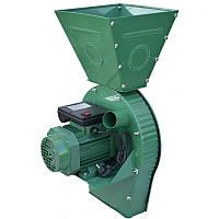Зернодробилка Master Kraft IZKB 4000 (400 кг/ч, зерновые, початки кукурузы)