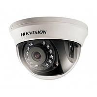 купольная камера Hikvision Turbo HD DS-2CE56D0T-IRMMF  2,8мм, угол обзора 103°