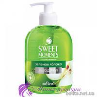 МЫЛО для рук Зелёное яблоко, 500 мл   SWEET MOMENTS   Belita