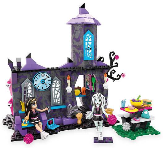 "Mega Bloks Monster High Creepateria DKT93 ""Шкільний страхотерій"" Кафетерий"