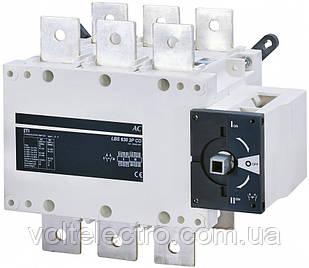 Переключатель нагрузки LBS 630 3P CO (без рукоятки)