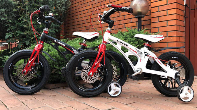"""Велосипед """"MARS-16"""" White"""
