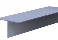 50х70х2,5 профиль алюминиевый