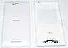 Задняя белая крышка для Sony Xperia C C2304 | C2305 | S39h