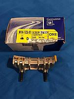 Направляющая (успокоитель, натяжитель, планка) главной (первичной) цепи ГРМ верхняя GM 5636577 5636476, фото 1