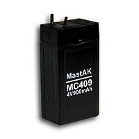 Аккумулятор MC409 MastAK 4V 900mAh, фото 1