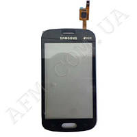 Сенсор (Touch screen) Samsung S7390/  S7392 Galaxy Trend Duos чёрный