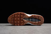 "Кроссовки Nike Air Max 95 ""Off White"" (Белые), фото 3"