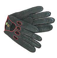 Перчатки мужские автомобильные Alpa Gloves 8013 кожаные размер 9,5