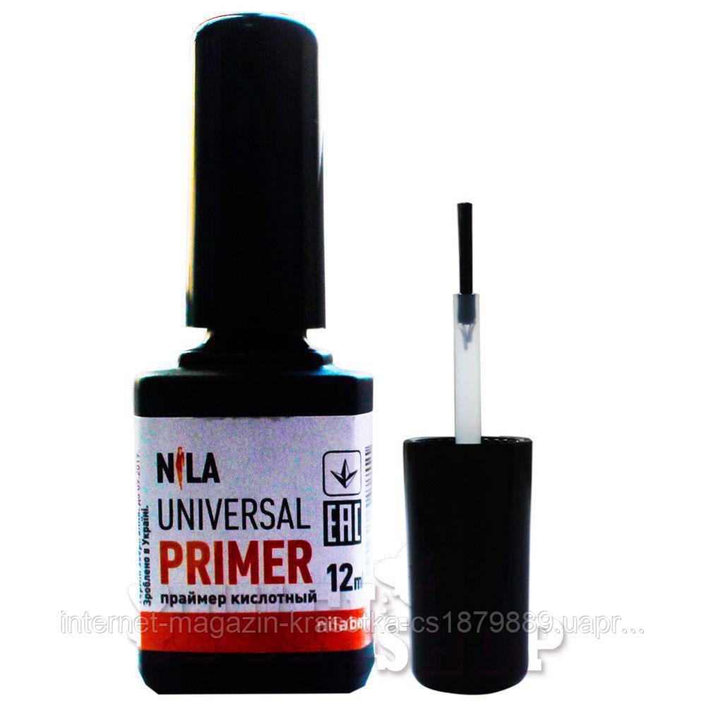 Праймер Nila Primer универсальный 12 мл