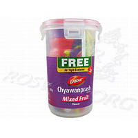 Чаванпраш Mixed Fruit Dabur Индия + контейнер: укрепление иммунитета 500г.