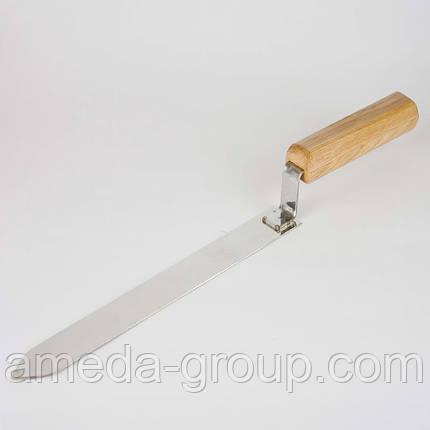 Нож пчеловода нержавеющий 200мм, фото 2
