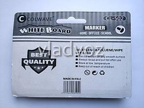 Набор 3 маркера для белой доски флипчарта Китай, фото 2