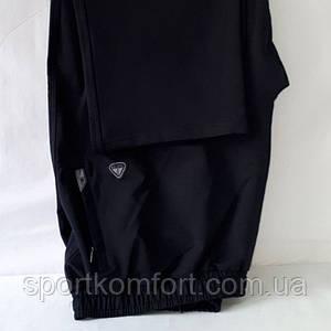 Чоловічі спортивні трикотажні штани Соккер, Туреччина, темно-сині.Супер великі штани, Турція.