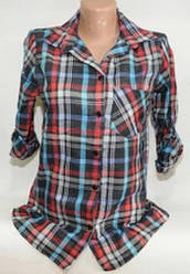 Женская длинная рубашка оптом