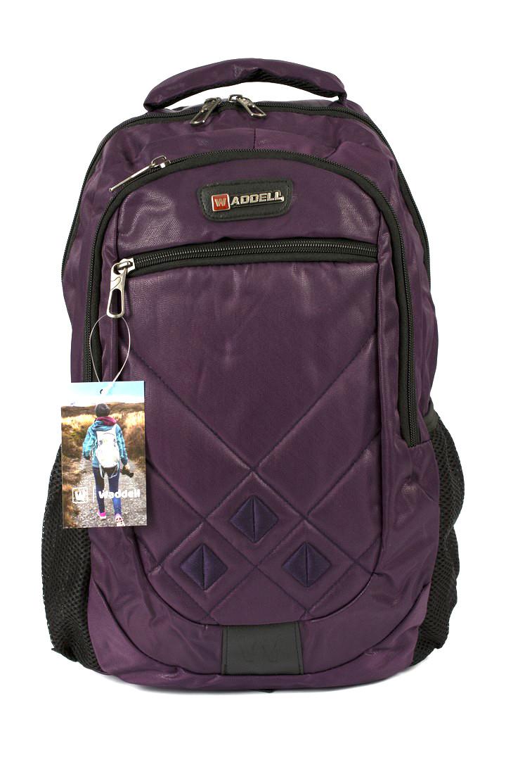 Рюкзак Городской Waddell 1229 фиолетовый Турция