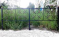 Ограда кованая, фото 1