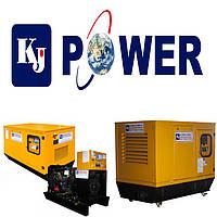 Дизель генераторы KJ POWER
