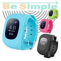 Smart Baby Watch Q50 Умные часы Q50 c GPS трекером (Оригинал)