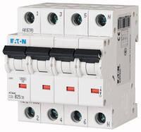 Автоматический выключатель In=10 А, 3п+N, D, 6 kA  CLS6-D10/3N (PL6-D10/3N) _Moeller-SALE