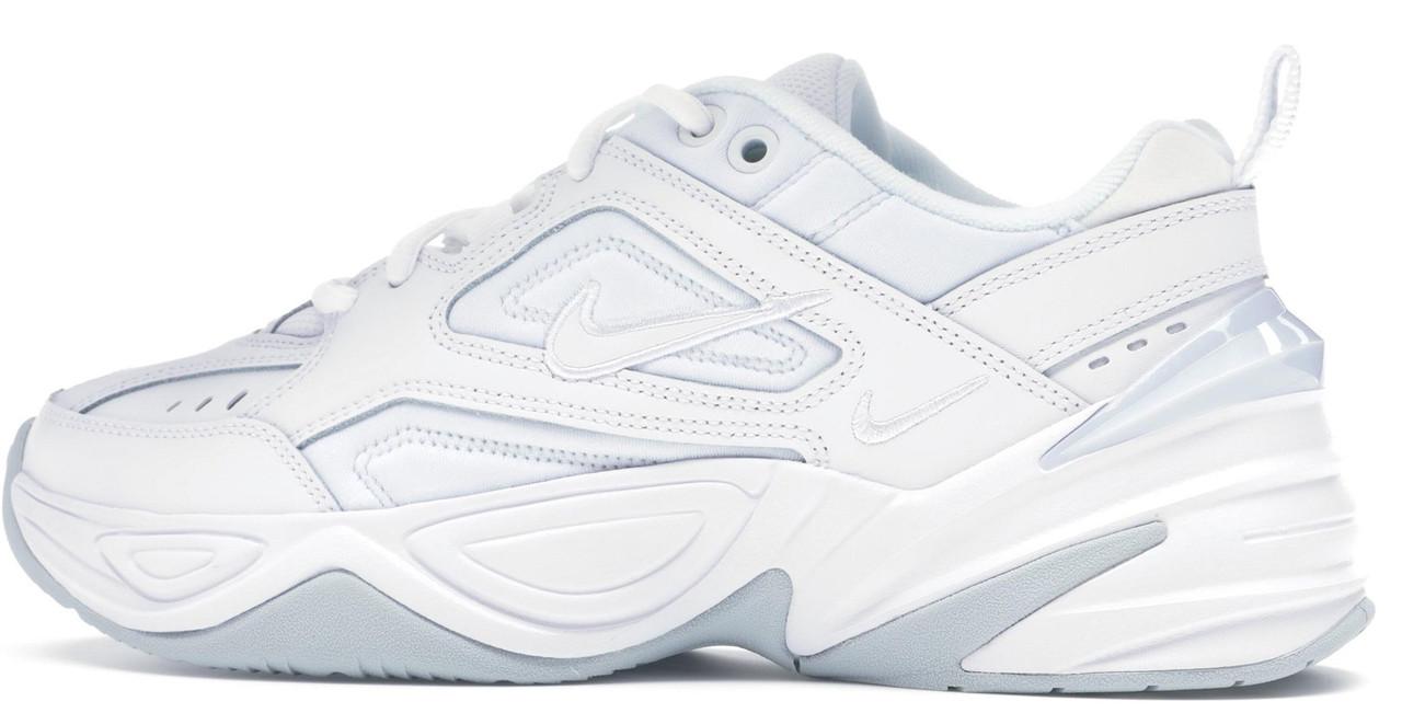 c16802d8 Женские кроссовки Nike M2K Tekno White (найк м2к текно, белые) -
