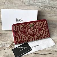 Женский стильный кошелёк Dolce & Gabbana, фото 1