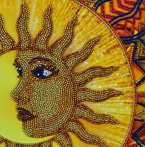 """Набор для вышивания бисером """" Ритмы солнца"""", фото 2"""