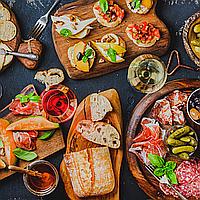 20 интересных фактов про еду.