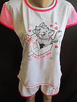 Красивые пижамки с шортами., фото 1