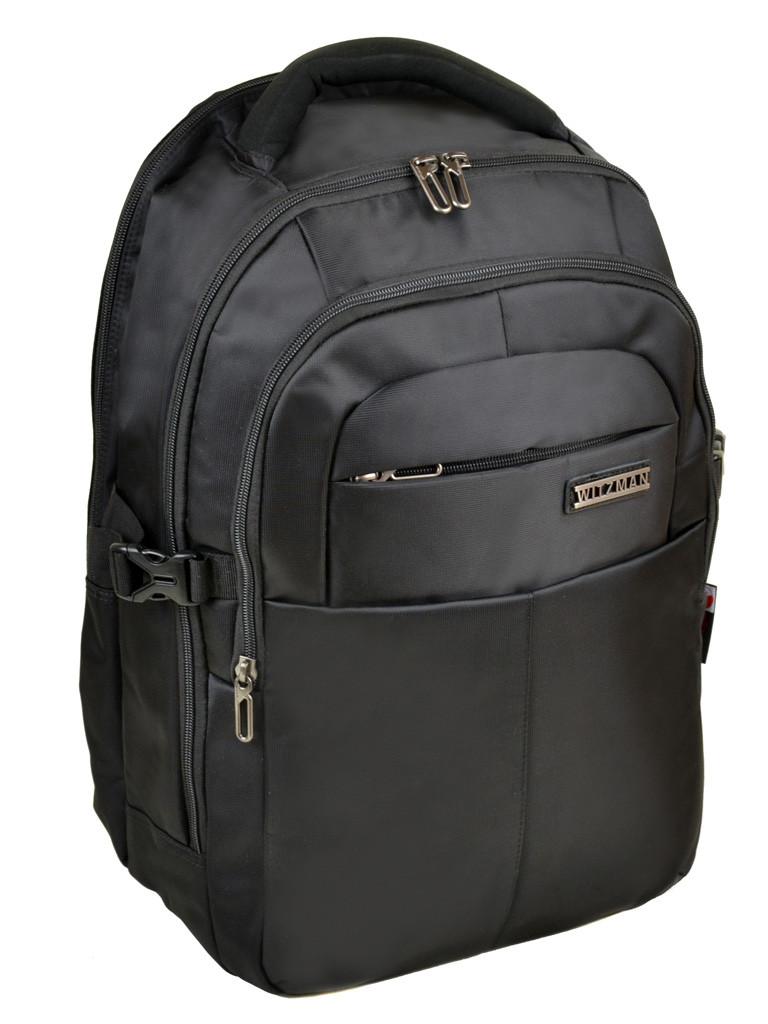Городской рюкзак Witzman 3360 black черный 36 л