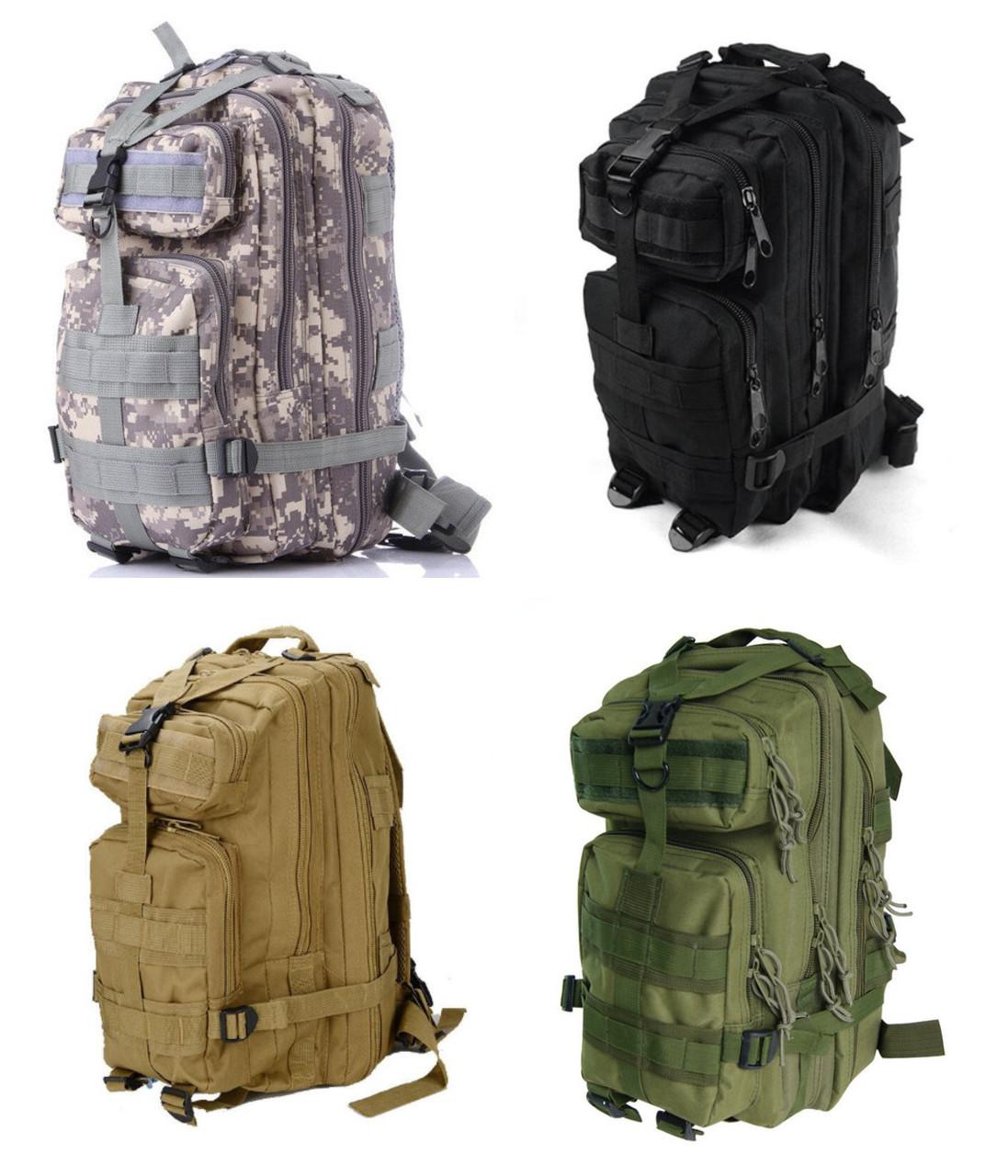 Тактический рюкзак PREDATOR 35 л городской ранец  5 цветов